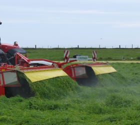 Overseeder - Cutting Mix (with Clover)